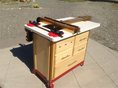my new router table by sawdustandanipa lumberjocks