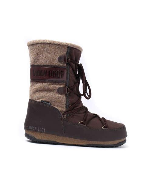 discounted moon boots we vienna felt boots
