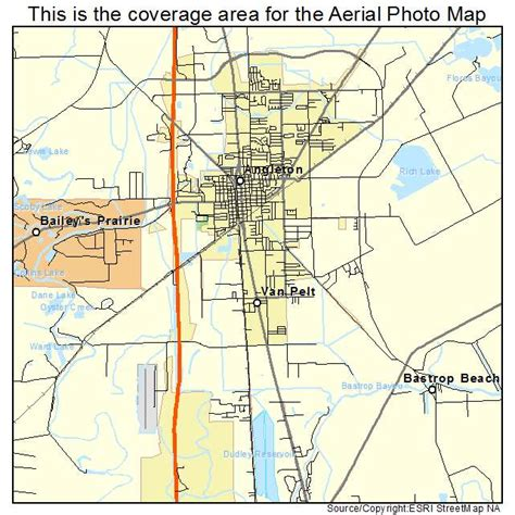angleton texas map aerial photography map of angleton tx texas