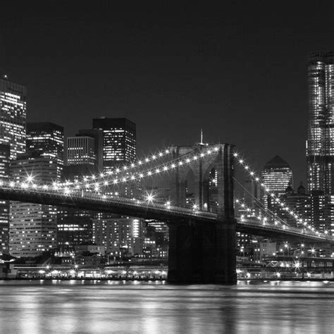 new york city skyline black and white wallpaper new york skyline wallpaper black and white 1 jpg