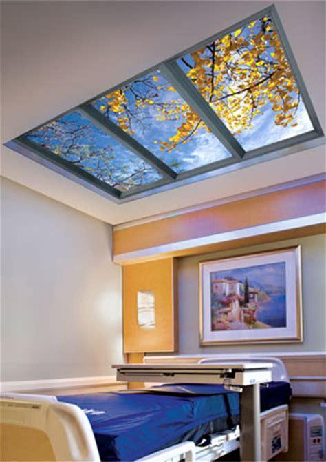 Interior Illusions Home skyv ultra hd virtual skylight