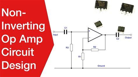 integrator circuit design design of integrator circuit 28 images non inverting integrator op circuit 28 images