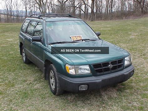 subaru forester 2000 2000 subaru forester automatic many power opitions awd