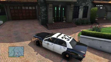 Auto Klauen by Gta 5 How To A Cop Car