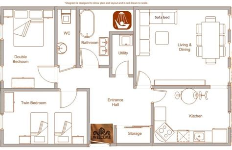 rental apartment floor plan