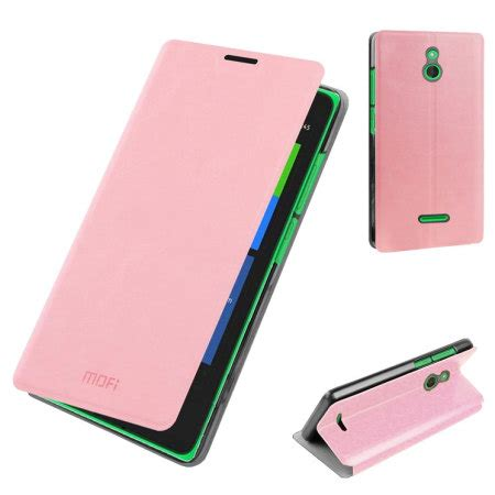 Nokia 2600 Casing Pink mofi rui series nokia xl folio stand pink