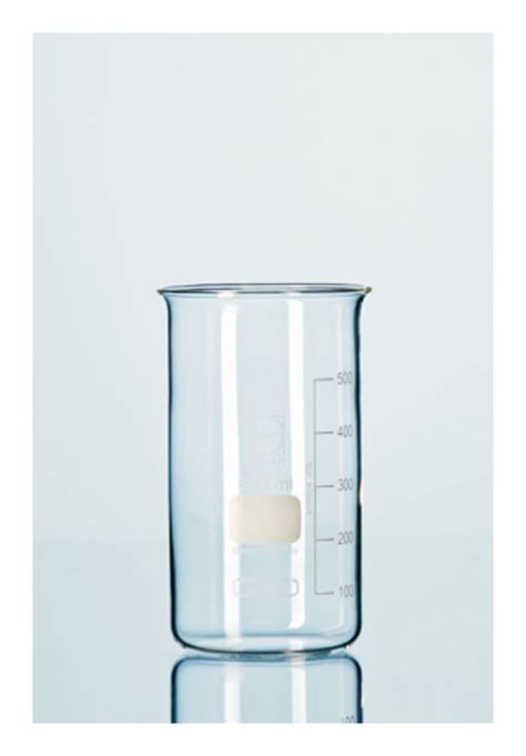 Beaker Glass 400ml Hihg Form Without Spout Duran 21 117 41 dwk sciences duran high form beakers without spout