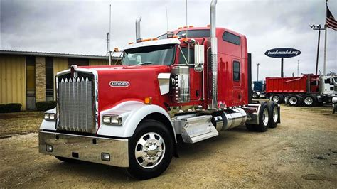 w900l kenworth w900l sleeper imgkid com the image kid