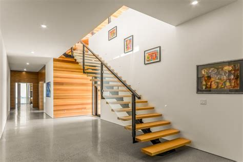 elegant modern staircase designs youll  fond