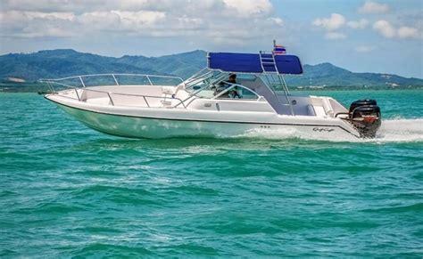 speed boat in mumbai speedboat ride in mumbai gulfcraft 31 thrillophilia