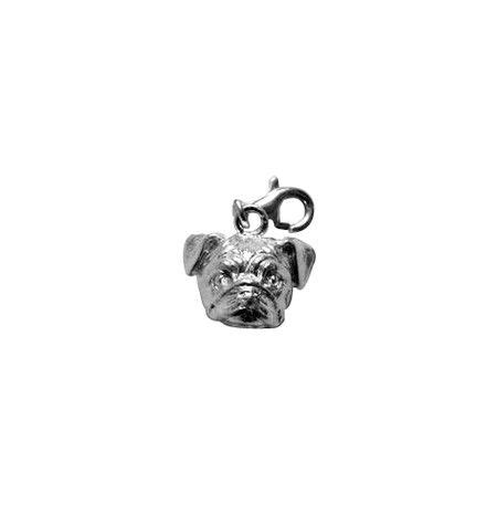 pug charm 17 best images about silver charms on chow chow dogs and