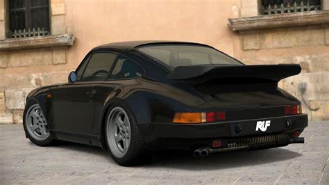 Ruf Porsche 911 Turbo by 1986 Ruf Btr Porsche 911 Turbo By Vertualissimo On