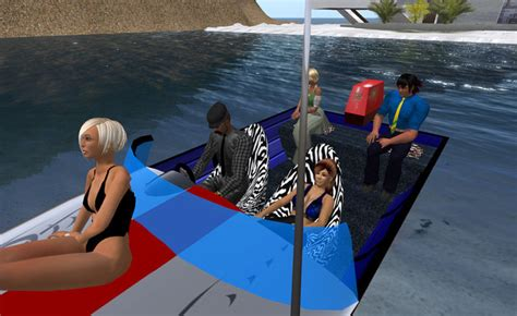 red fishing boat seats second life marketplace fishing boat seats 5 red blue silver