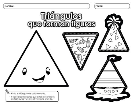 figuras geometricas hojas de trabajo manitas 187 tri 225 ngulos que forman figuras
