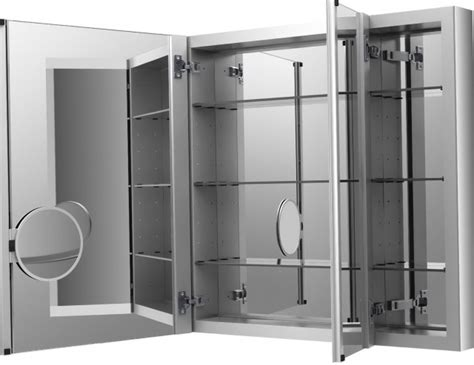 kohler archer recessed medicine cabinet kohler archer mirrored medicine cabinet top kohler
