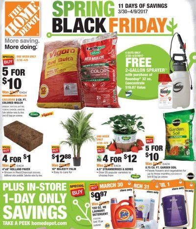 home depot paint sale black friday 2017 yard to you bulk soil mulch rock delivery the home depot