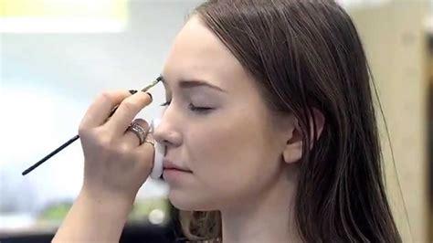 Makeup Giordani smokey eye look using oriflame giordani gold
