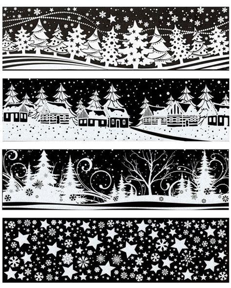 Fensterdeko Weihnachten Kik by Die Besten 25 Fenstersticker Ideen Auf