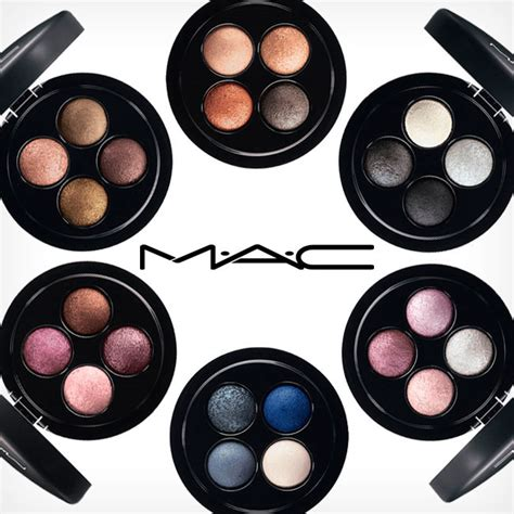 imagenes de mac makeup maquillaje mac mineralize eye shadow x 4 mujeres blog