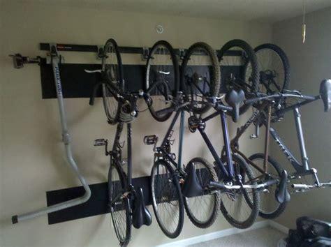 Rubbermaid Bike Rack by 15 Best Rack N Roll Saferacks Overhead Garage Storage