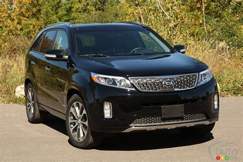 2014 Kia Sorento Parts Auto123 Car Reviews Auto123