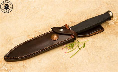 sog knives leather sheaths