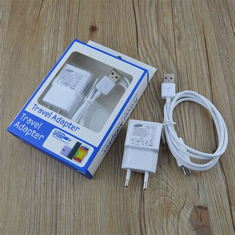 Limited Travel Cable Samsung Jadul 5v 0 7a 5v 2a led ac eu us usb travel wall charger adapter micro usb cable for samsung galaxy s4