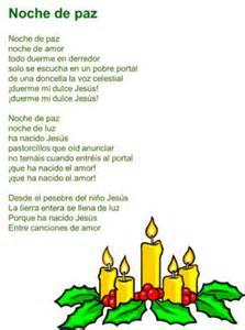 letra villancico el arbol de navidad villancico noche de paz canciones infantiles