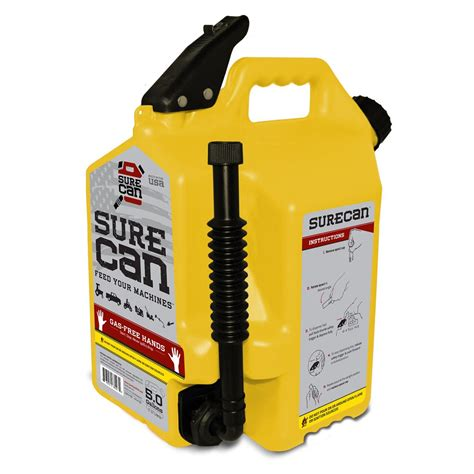 Diesel Fuel For surecan 5 gallon diesel fuel can 658585 garage tool