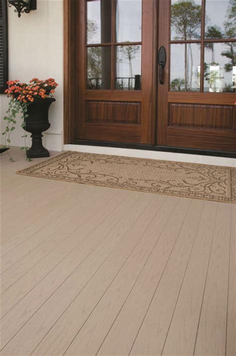 Azek Porch Flooring by Porch Design Ideas Porch Flooring Amp Building Materials
