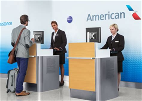 American Help Desk by At The Airport Travel Information American Airlines