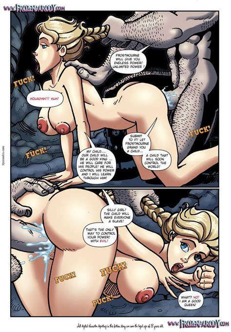 Frozen Parody 7 Savior's Hard Dick Porn Comics Galleries
