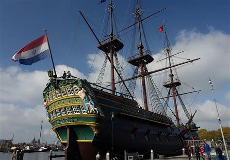 scheepvaartmuseum schip het scheepvaartmuseum met kinderen is het nog ver