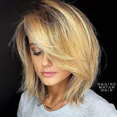 long bob thin hair heavy woman long bob haircuts for thick hair 2017 haircuts models ideas