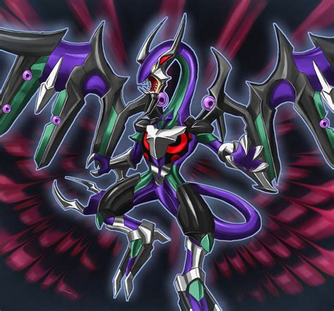 anime xyz dark rebellion xyz dragon yu gi oh arc v image