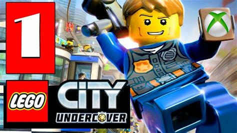 Lego City Undercover Xbox One lego city undercover xbox one lets play part 1
