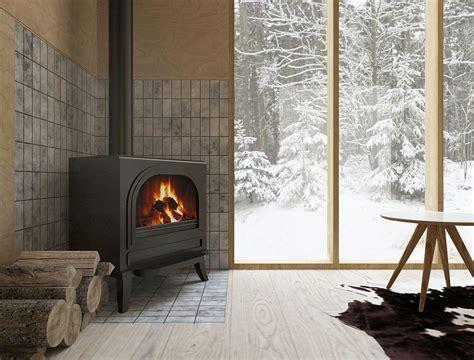 modern minimalism meets wooden warmth  small winter