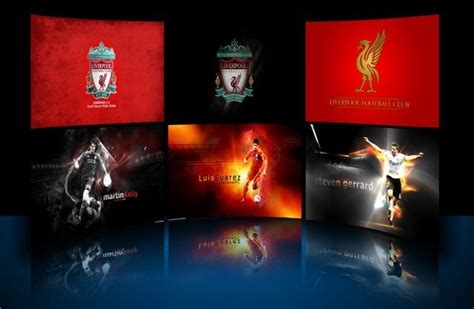 themes pc liverpool liverpool fc windows 7 theme