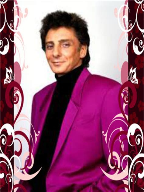 barry manilow fan club in pink barry manilow fan art 33244956 fanpop