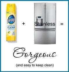 1000 ideas about cleaning stainless appliances on