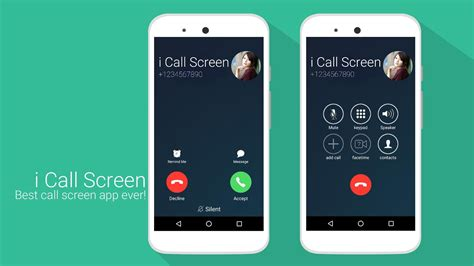 calling app for android i call screen free dialer android apps on play
