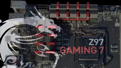 Motherboard Msi Z97 Gaming 7 msi z97 gaming 7 motherboard review play3r