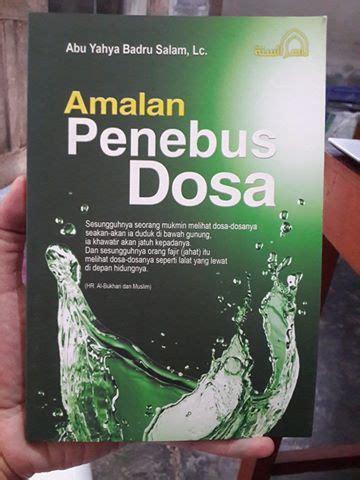 Motinggo Busye Para Penebus Dosa Buku Amalan Penebus Dosa Toko Muslim Title