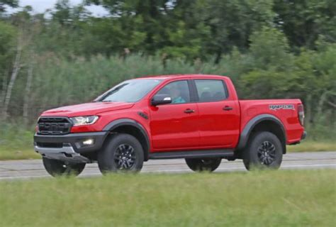 2020 Ford Ranger by 2020 Ford Ranger Raptor Price Release Date Specs