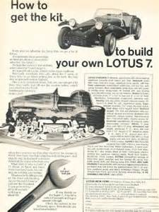 Build Your Own Lotus Kit Car Plans Resources Build Your Own Sports Car Lotus