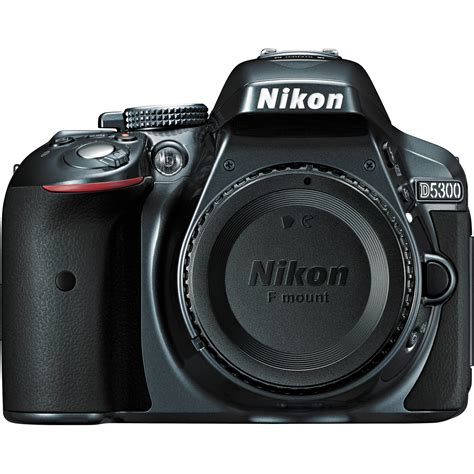 nikon  dslr camera body  gray  bh photo video