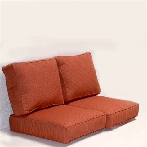 Furniture: Replacement Cushions High Back Patio Chair