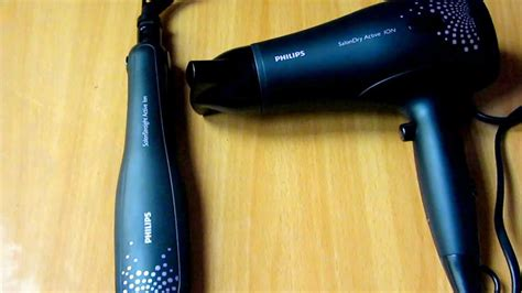 Philips Kerashine Hair Dryer Reviews philips hairdryer straightener limited edition ion shine hp8299 00 review