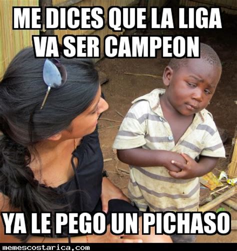 Costa Rica Meme - liga memes costa rica