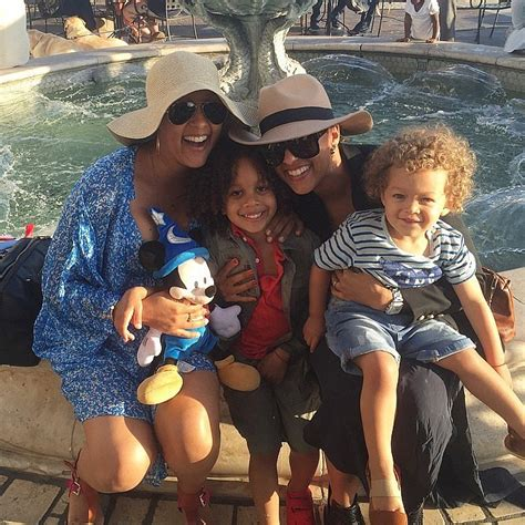 throwback photo of the day tia tamera with their tia mowry shares cute throwback photo of her and twin